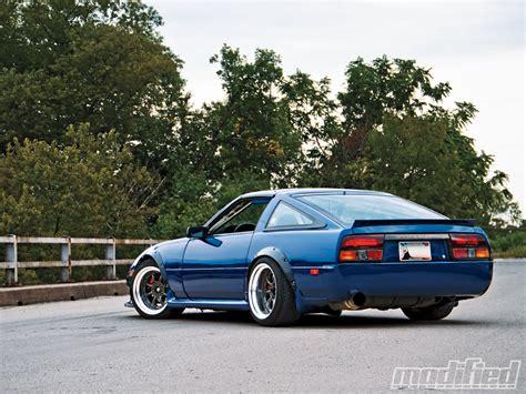 custom nissan 300zx 1985 nissan 300zx modified magazine