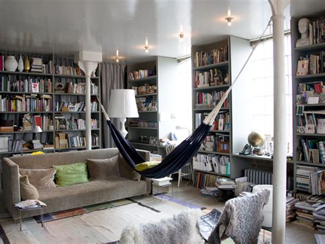 pictures to hang in living room it s swing time with indoor hammocks inspiring