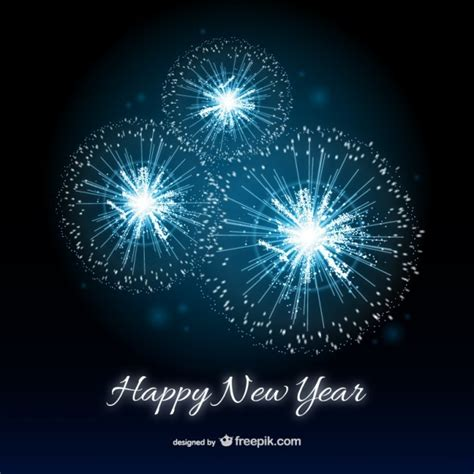 Free Happy New Year Card Templates by 20 Free New Year Greeting Templates And Backgrounds