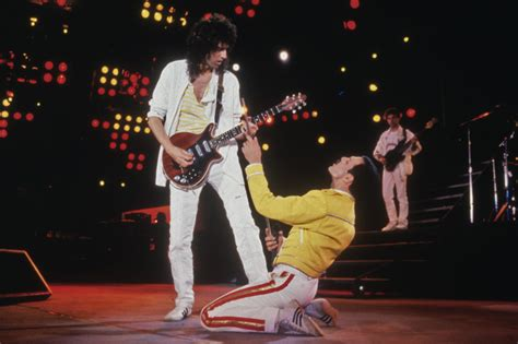 film queen concerto le pi 249 belle foto di freddie mercury il post