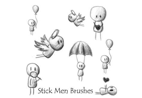 food doodle brush photoshop 30 free scribble doodle photoshop brush packs
