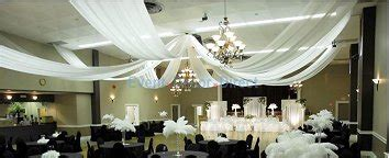 Ceiling Ideas For Wedding Reception by Wedding Ceiling Decor Draping Kits