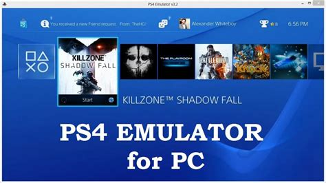 PS4 Emulator for PC, Mac, Linux, Android & Nokia at Free ... Emuparadise Ps2 Emulator