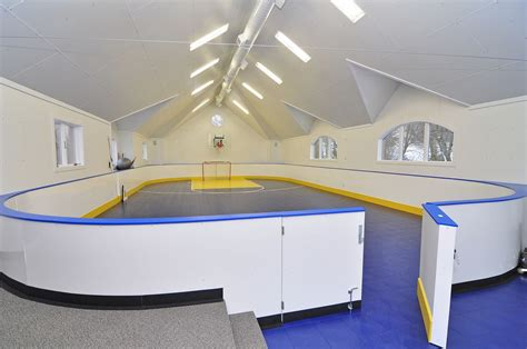 Bed For Small Space by Hockey Dream Homes Have Your Own Indoor Rink Realtor Com 174