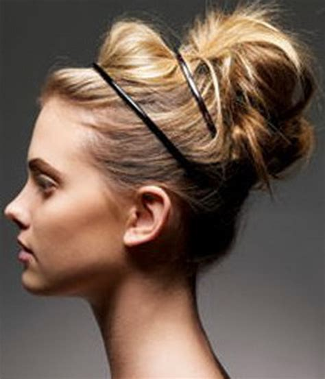 updos for shoulder length hair i can do myself formal hairstyles for medium hair