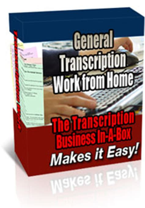 Transcription From Home by Transcription From Home Want Typing From