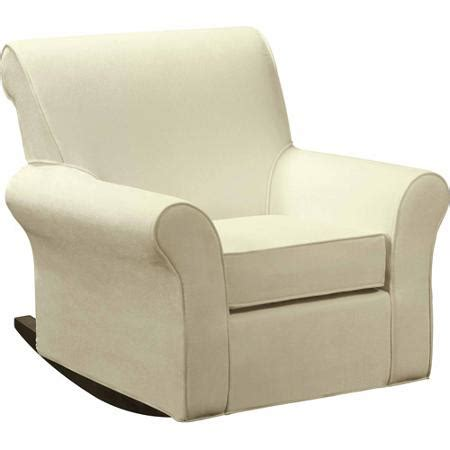 dorel rocking chair slipcover dorel rocker slipcover beige walmart com