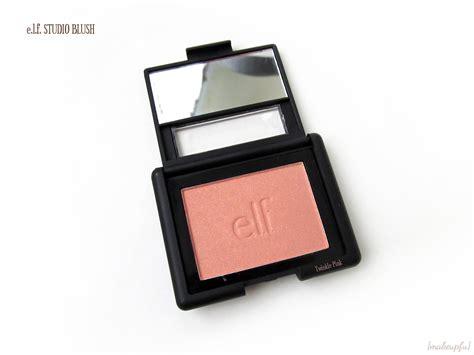 E L F Studio Blush e l f studio blush review makeupfu