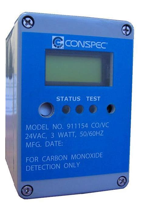 carbon monoxide exhaust fans conspec introduces new gas detection 91154 co vc carbon