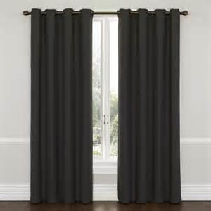 drapes with grommets grommet blackout drapes on shoppinder