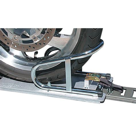 e track system pingel series e track wheel chock system wc35ef