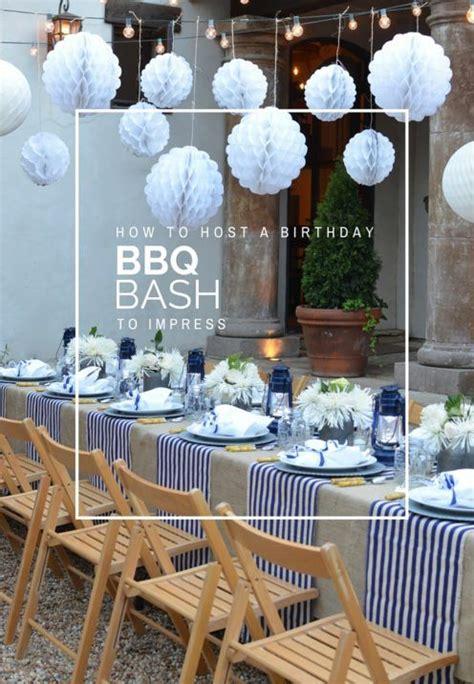 Backyard Bash Party Ideas Best 25 Birthday Bbq Ideas On Pinterest Bbq Party