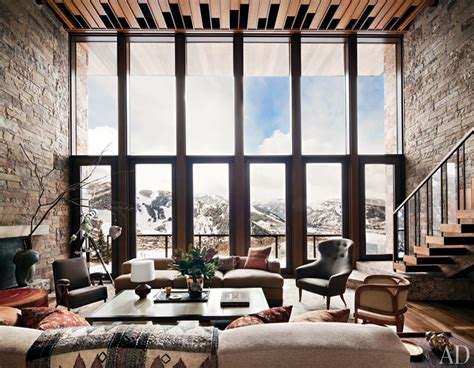 an aspen ski house by studio sofield photos