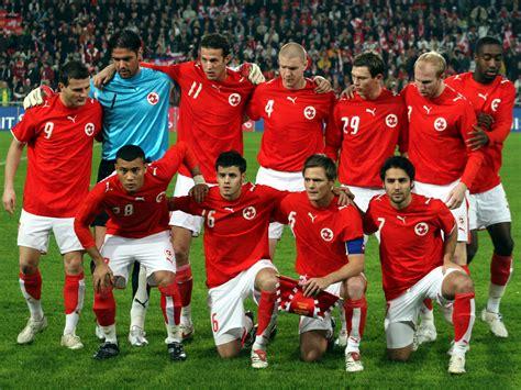 schweizer fu 223 nationalmannschaft