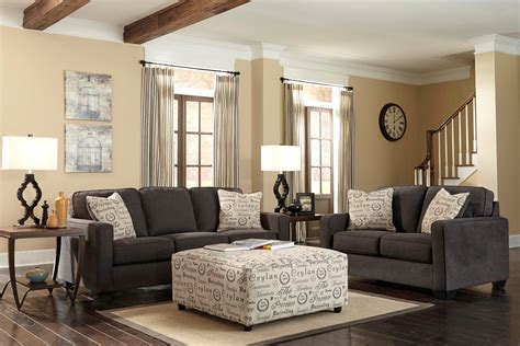 charcoal bedroom alenya charcoal living room set from ashley 16601 38 35 coleman furniture