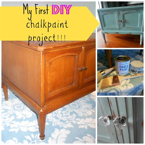 chalk paint projects table makeover using chalk paint daintyfemme
