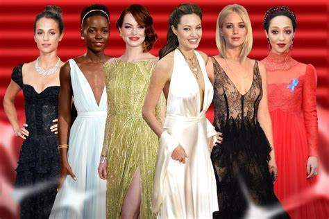 Styles Best Dressed At The Oscars by Oscars Dresses Www Pixshark Images Galleries With