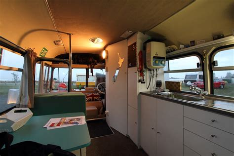 tiny house school bus bedford bus tiny house swoon
