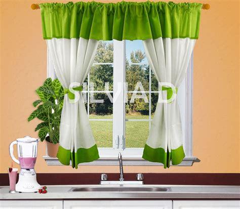 imagenes de cortinas de cocina como realizar cortinas para cocina imagui