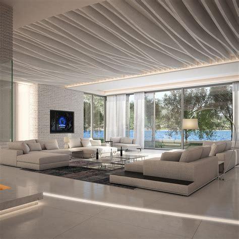 home scene interiors 3d model scene realistic modern