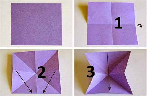Step By Step Origami Butterfly - how to make origami butterfly origami paper