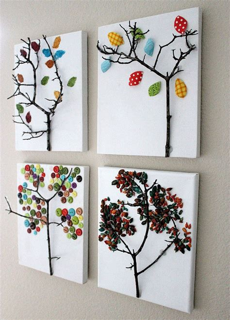 design art and craft 10 awesome autumn tree crafts
