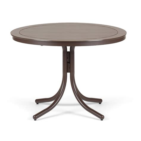 telescope casual 42 x 42 42 quot mgp top dining table telescope casual at forpatio