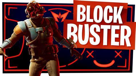 unlocking   blockbuster skin aka  visitor skin