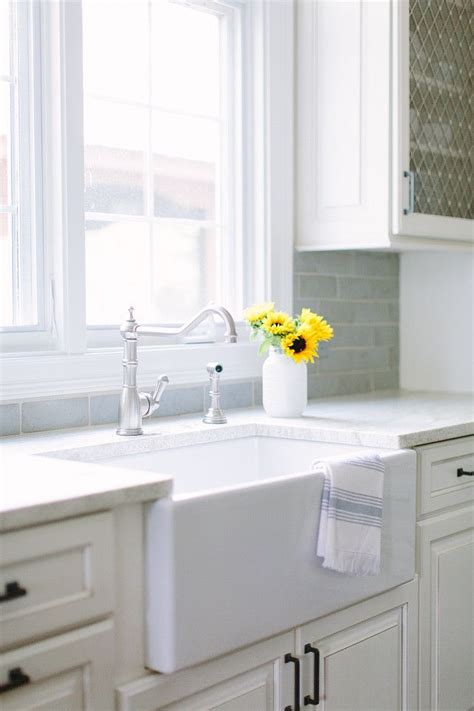 Kitchen Sink Renovation by Before And After Island Kitchen Renovation Quot White