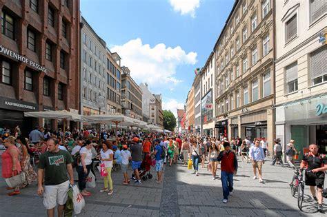 compras en m 250 nich guia de alemania - Zeil Street Frankfurt Opening Hours