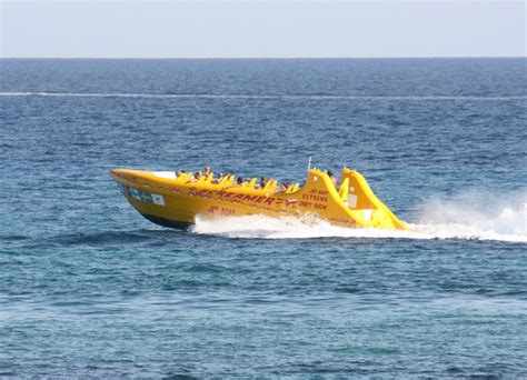 screamer boat boat trip around ayia napa coastline