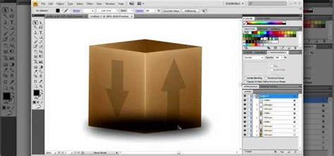 pattern illustrator cs4 how to draw a 3d box in adobe illustrator cs4 171 adobe