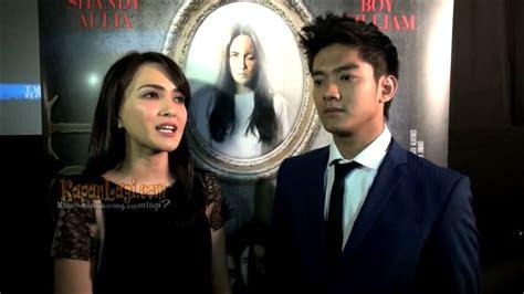 film horor indonesia terbaru 2015 tarot shandy aulia dan boy william quot berjodoh quot dalam film horor