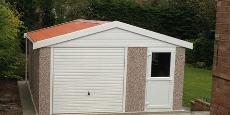 sectional garages scotland lidget compton sectional concrete garages sheds
