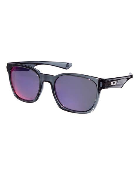 Di R Sunglasses lyst oakley garage rock wayfarer sunglasses in black for