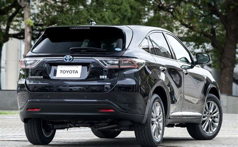 2015 toyota harrier review toyota harrier 2014 info photos and video