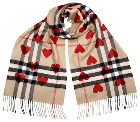 the burberry scarf she ll even more