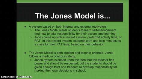 Jones Model