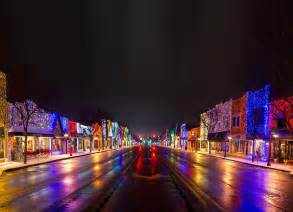 rochester michigan lights rochester light display by twenty two