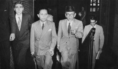 ringkasan biografi haji agus salim indonesia zaman doeloe haji agus salim dan sutan sjahrir