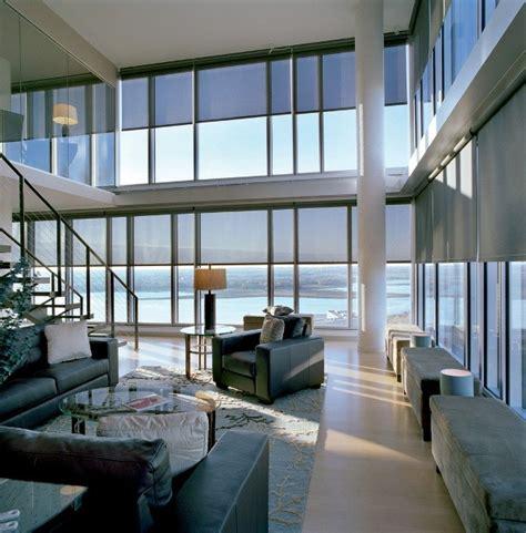 roller blinds for large windows roller blinds modern and smart option