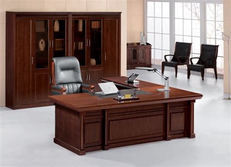 best office table design china 2010 new design wood office table 2d 2435a china