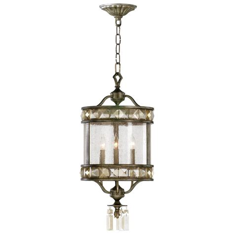 Entryway Chandelier Lighting Buckingham Chagne 3 Light Entryway Chandelier Kathy Kuo Home