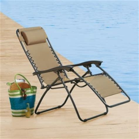 relaxer chair in contemporary outdoor chaise