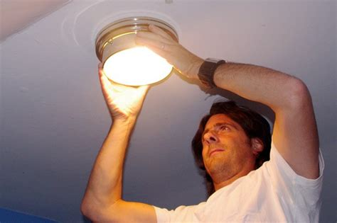 installing a bathroom light fixture how to