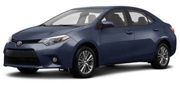 Toyota Corolla Msrp 2015 Toyota Corolla Le Eco Msrp Toyota Cars Top News