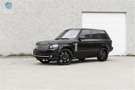 modulare wheels 2011 range rover supercharged 24