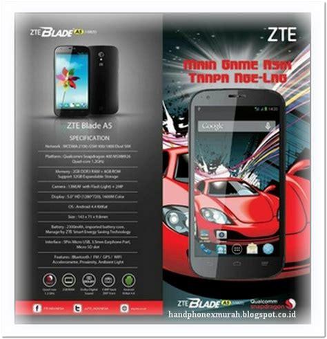 Hp Zte Ram 2gb zte blade a5 hp 4g 1 jutaan ram 2gb kamera 13mp harga