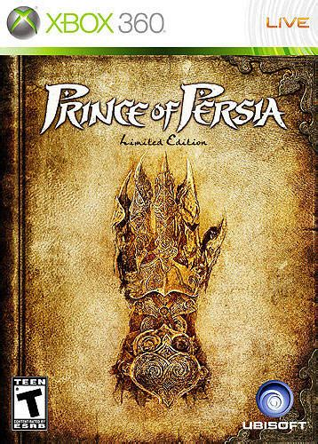 prince of persia 2008 limited edition pc game download prince of persia box shot for xbox 360 gamefaqs