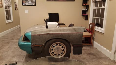 Mustang Auto Parts by Furniture And Decorations Designed From Recycle Car Parts